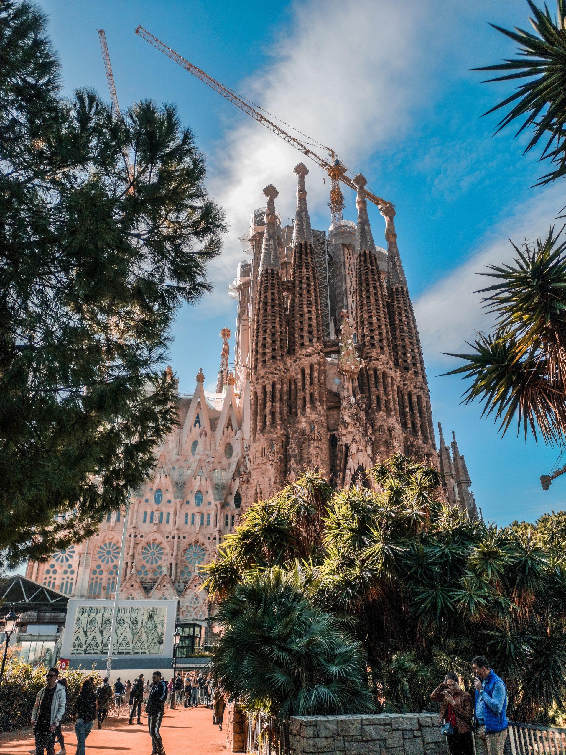 Uz Barselonu ziemā!